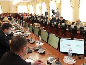 В Смоленском горсовете поддержали проекты решений о расселении аварийных домов