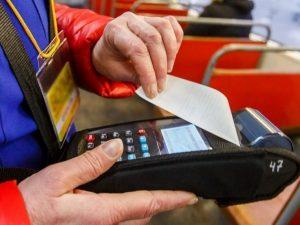 В Смоленске снизят цену проезда в городском транспорте при оплате картой