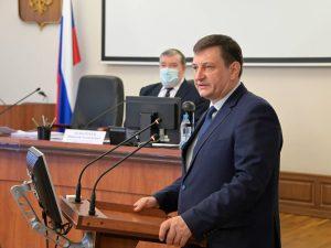 Смоленская облдума ведет работу по реализации послания президента