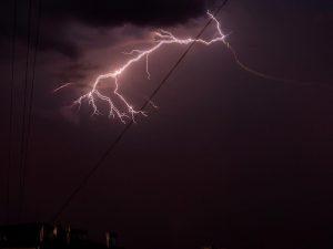 15 мая в Смоленской области ожидаются дожди и грозы