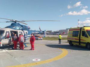 В Смоленской области появится еще одна вертолетная площадка для санавиации