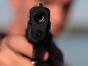 Смолянин расстрелял свою гражданскую жену из пистолета