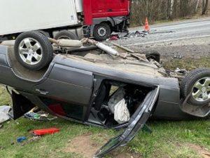 В Смоленской области в ДТП пострадали более 300 человек