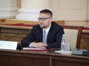 В Смоленскую областную Думу представлена для утверждения кандидатура вице-губернатора