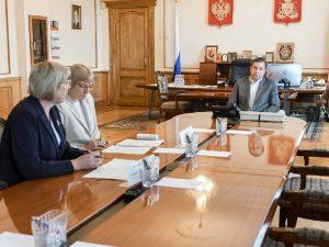В Смоленской области обсудили вопросы предоставления государственной поддержки семьям с детьми