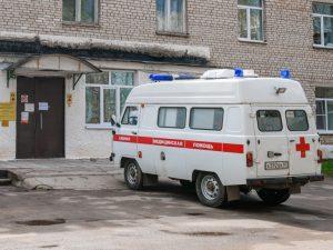 Подросток опрокинулся на мотоцикле в Смоленской области