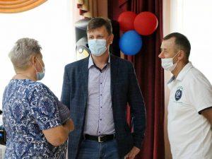 Артем Малащенков: Сёла Смоленского района преображаются благодаря участию в федеральных проектах