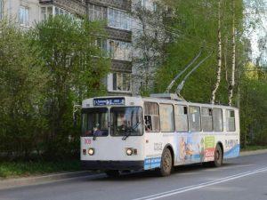В Смоленске до середины октября изменена маршрутная схема движения троллейбусов