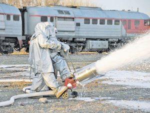 На МЖД созданы 1,5 тыс. км противопожарных минерализованных полос