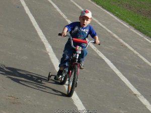 В Смоленской области 5-летний малыш на велосипеде попал в ДТП