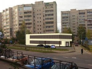 Сергей Леонов выступил против строительства кафе возле многоквартирного дома в Смоленске