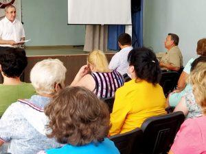 В районах Смоленской области начался сбор предложений в народную программу «Единой России»