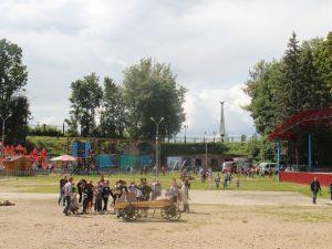 В Смоленске обсудили концепцию благоустройства Массового поля