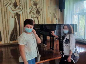 Детская музыкальная школа в Ельне получила новую жизнь