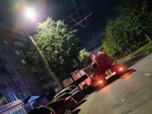 Появились подробности пожара в магазине на улице Рыленкова в Смоленске