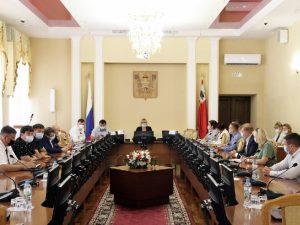 Депутаты смоленского горсовета обсудили ремонт межквартальных проездов с подрядчиками