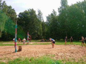 В Смоленске прошел спортивный праздник, посвященный Дню физкультурника