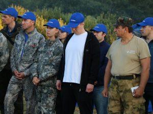 В Смоленской области во время Вахты Памяти нашли военный самолет