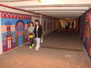 В Смоленске появилась первая станция виртуального метро