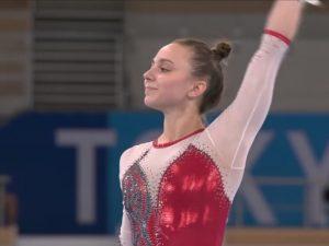Гимнастка из спортвуза Смоленска взяла «серебро» Олимпиады