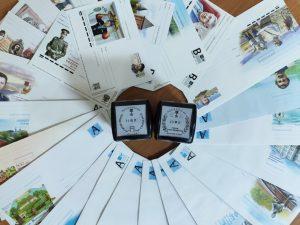 Ко Дню города смоляне могут поставить памятный штамп на открытках и письмах