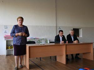 Ольга Окунева провела встречу с коллективом одного из крупнейших предприятий Кардымовского района