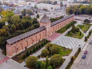 В центре Смоленска установят памятник партизанам Смоленщины