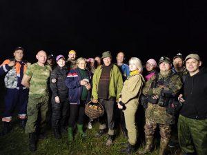 В Смоленской области местный житель нашел заблудившегося в лесу грибника