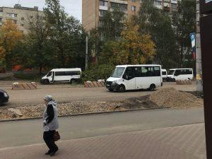 В Смоленске ремонт улицы Нормандия-Неман продолжит новый подрядчик